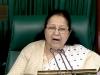 17th Lok Sabha Live: Happy that Om Birla selected for Lok Sabha speaker, says Sumitra Mahajan