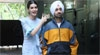 Kriti Sanon and Diljit Dosanjh snapped during 'Arjun Patiala' promotions Photos