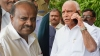 Karnataka floor test Updates: Assembly adjourned without trust vote, BJP stages dharna