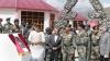 Rajnath Singh pays tributes to martyrs of Kargil War Memorial