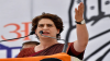 BJP talks about farmer welfare in campaigns, but stops them from entering Delhi: Priyanka's jibe