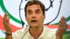 "Watch: Rahul Gandhi explains why Rajnath Singh went to France; ""Rafale guilt"""