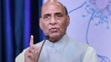 Pak must change or else will be divided into several parts: Rajnath's stern warning
