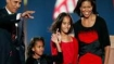 Mrs Obama bans daughters from mixing with celebs