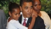 Sasha almost died as baby: Obama