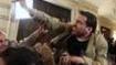 Iraq celebrates shoe thrower's release