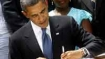 Obama signs Wall Street reform bill into law