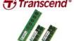 Transcend unveils 4GB DDR3 DRAM modules