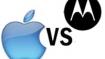 Apple sues Motorola over multi-touch technology