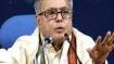 IIP numbers 'not encouraging', says Pranab