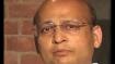 'Dirty' Video Row: Abhishek Singhvi crying, Congress smiling