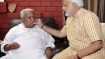 Why Modi exchanged sweets with Keshubhai after bitter fight?