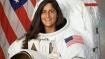 Never thought I'd become an astronaut: Sunita Williams