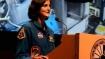 Sunita Williams wants to be a science school teacher