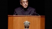 Pranab Mukherjee completes one-year in office