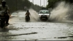 Water-logged roads, massive traffic jams after Delhi downpour