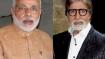 Narendra Modi is more popular than Amitabh Bachchan on Facebook
