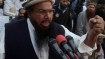 Hafiz Saeed leads Eid prayers in Pakistan despite ban on his outfit