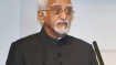 Hamid Ansari cautions against reducing oil imports from Iran