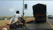 Couple fined for 'vulgar' bike riding in Goa