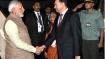 In pics: PM Narendra Modi's maiden visit to Tajikistan