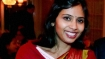 Devyani Khobragade to serve Kerala