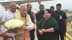 PM Modi breaks protocol; meets TN CM Jayalalithaa over lunch at her residence