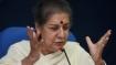 Ambika Soni to be next Punjab Congress president?