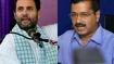 Slum demolition row: Arvind Kejriwal says 'Rahul Gandhi is still a kid'