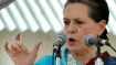 At Sivagiri mutt, Sonia makes veiled attack on BJP