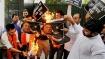 Pakistan International Airlines Barakhamba office vandalised by Hindu Sena activists