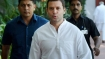 Rahul Gandhi arrives in Amethi