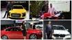 In pics: From Katrina Kaif to Virat Kohli, know who all dazzled Auto Expo 2016