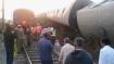 Rajya Rani Express derails in UP: FIR against unknown railway officials