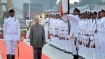 Navies have unique role in promoting goodwill, nurturing peace: President Pranab