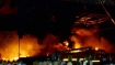 Massive fire breaks out at 'Make in India' event in Mumbai, no casualties