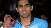 Make odd-even 'permanent', boxer Vijender Singh tells Kejriwal