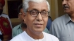 'Completely unexpected': Manik Sarkar taken aback by Left's rout in Tripura