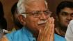 Jat stir violence in Rohtak a conspiracy: Haryana CM ML Khattar