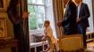In Pics: When Prince George met Barack Obama in his PJ's