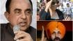 NDA to nominate Subramanian Swamy, Navjot Sidhu and Mary Kom for Rajya Sabha seats
