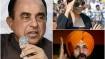 Subramanian Swamy, Navjot Sidhu, 4 others nominated to RS