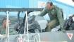 IAF chief flies Tejas fighter trainer in Bengaluru