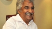 Chandy tries to keep a smiling face