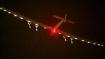 Solar Impulse lands in Pennsylvania on record-breaking flight