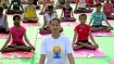 Delhiites turn out in large numbers for yoga day