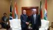Narendra Modi and Jacob Zuma address Joint Press Meet