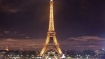France Eiffel tower's lights put out in solidarity with Aleppo civilians