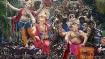 Ganesh immersions begin in Mumbai amid fanfare