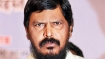 Athawale dubs controversy over Jinnah portrait 'unnecessary'